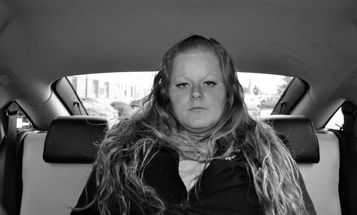 Что видит таксист?