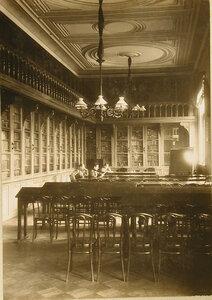Общий вид читального зала