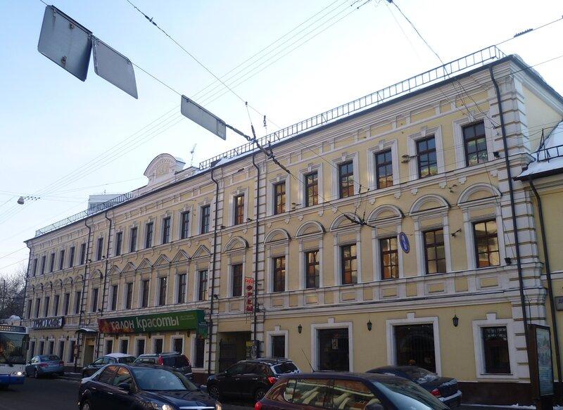 Добрословбодская улица. Часть 2.