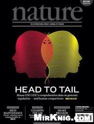 Журнал Nature Magazine - 20 November 2014