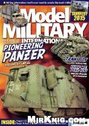 Журнал Model Military International - Issue 115