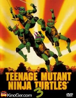 Ninja Turtles 3 (1993)