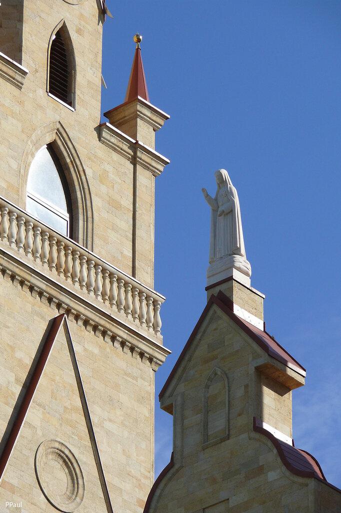 Караганда. Собор Девы Марии Фатимской