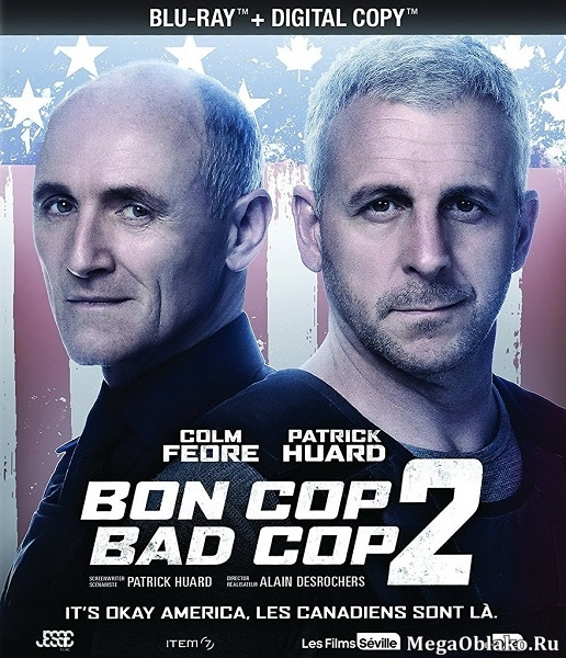 Плохой хороший полицейский 2 / Bon Cop Bad Cop 2 (2017/BDRip/HDRip)