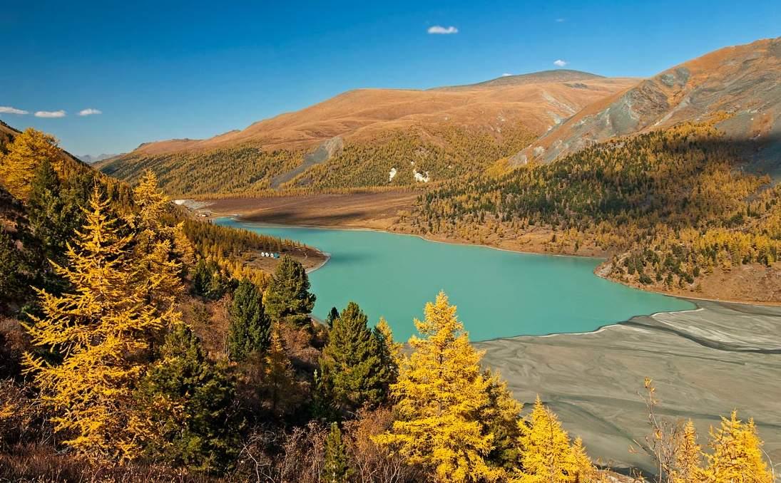 Аккемское озеро, река Аккем и озеро Горных духов | Сайт ...