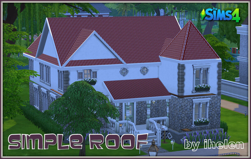 Simple Roof by ihelen