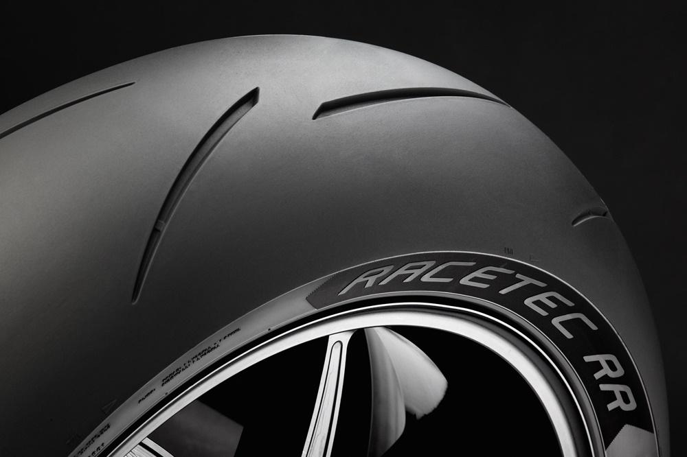 Резина Metzeler Racetec RR для 18-дюймовых колёс