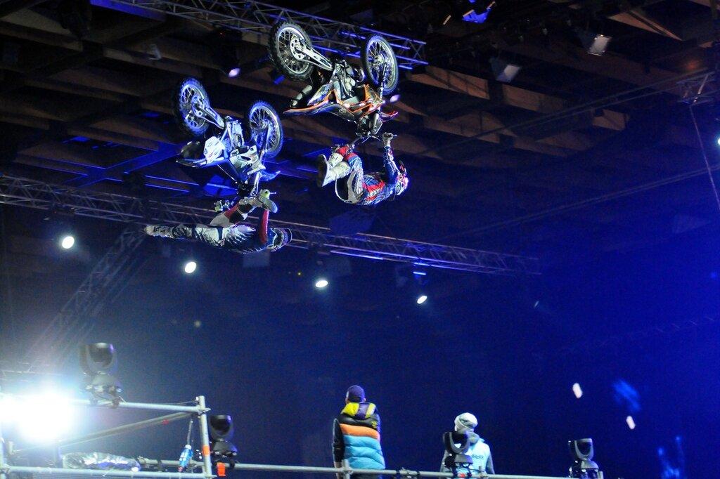 V Фестиваль экстремальных видов спорта «Прорыв»