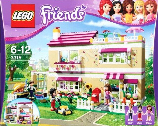 LEGO Friends: Olivia´s House, LEGO GmbH