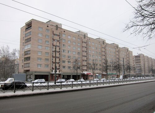 Народная ул. 81