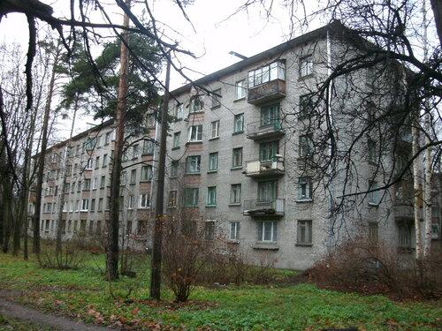 Новороссийская ул. 8к1