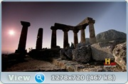 ������� ��������� / Ancient Aliens (2-3 ������/2011/HDTVRip/720p)
