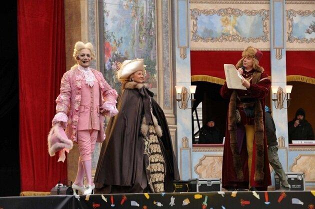 Венецианский карнавал 2012