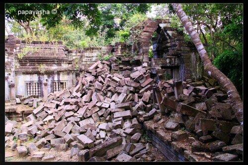 храм Бенг Миле, Beng Mealea