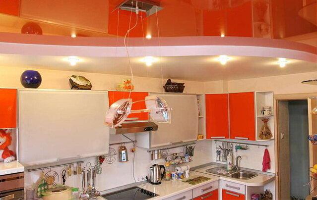 Дизайн кухни 12 кв.м классика