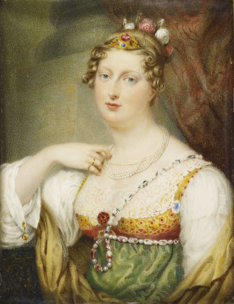 Принцесса Шарлотта Уэльса (1790-1817)