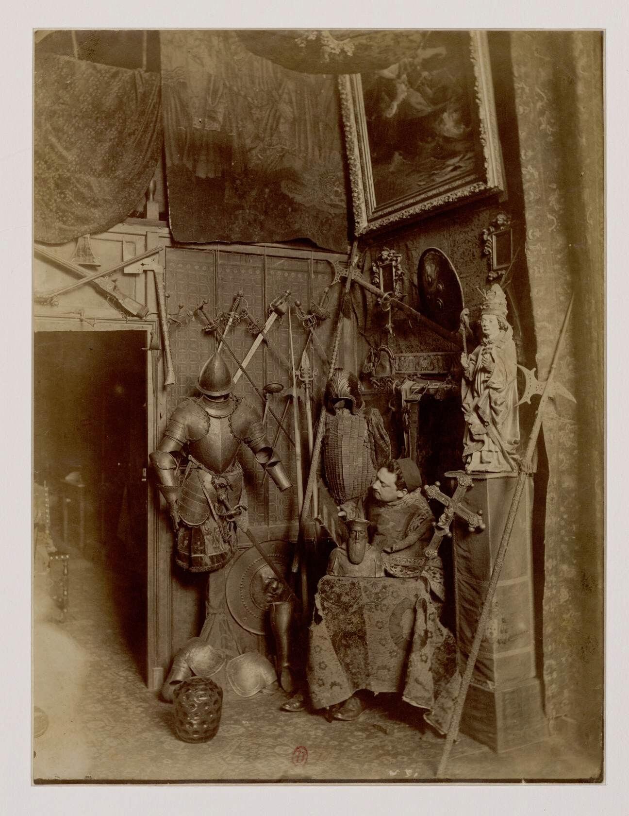 24. Чезаре Аугуст Детти (1847-1914) – итальянский исторический живописец