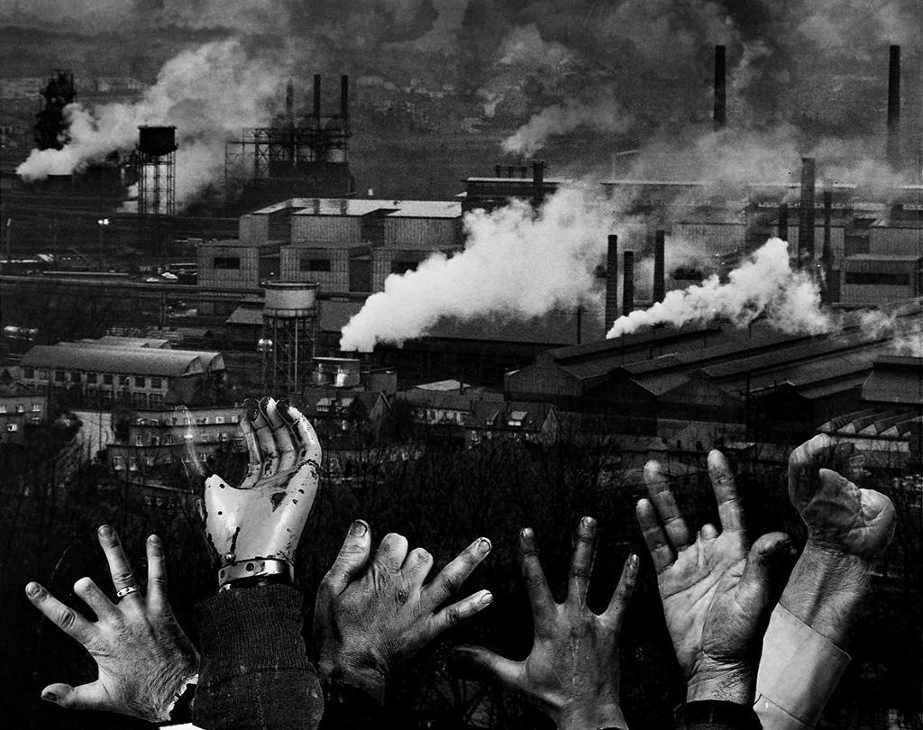 1973. Руки стальной промышленности