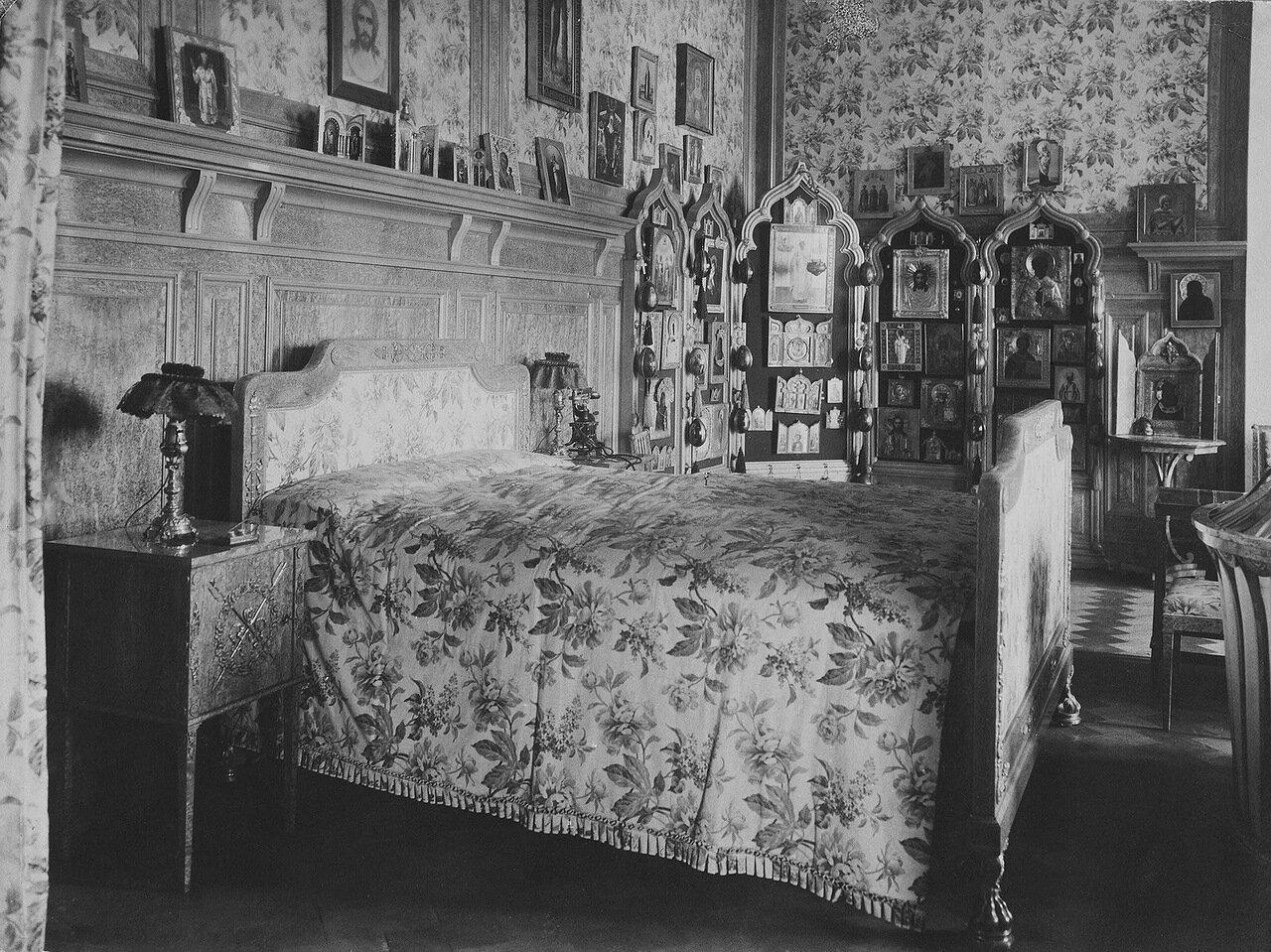 Спальня императора Николая II