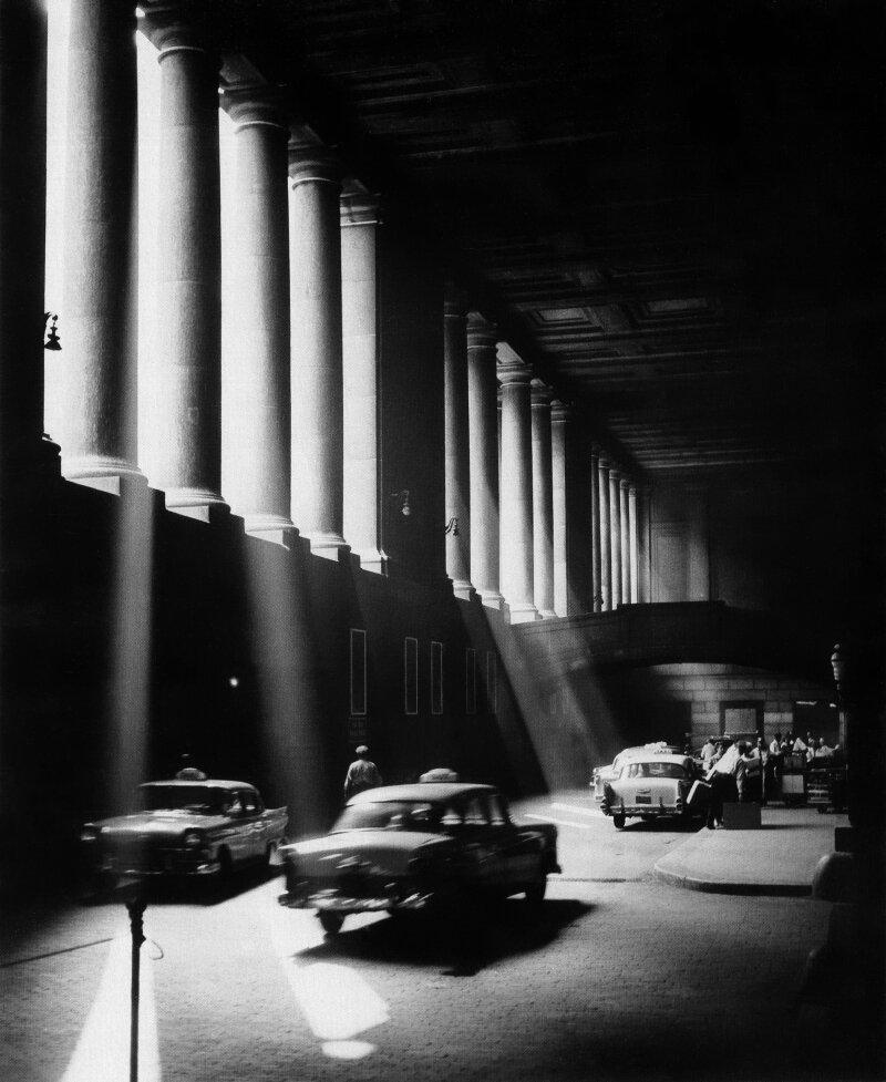 1957. Нью-Йорк. Пенсильванский вокзал