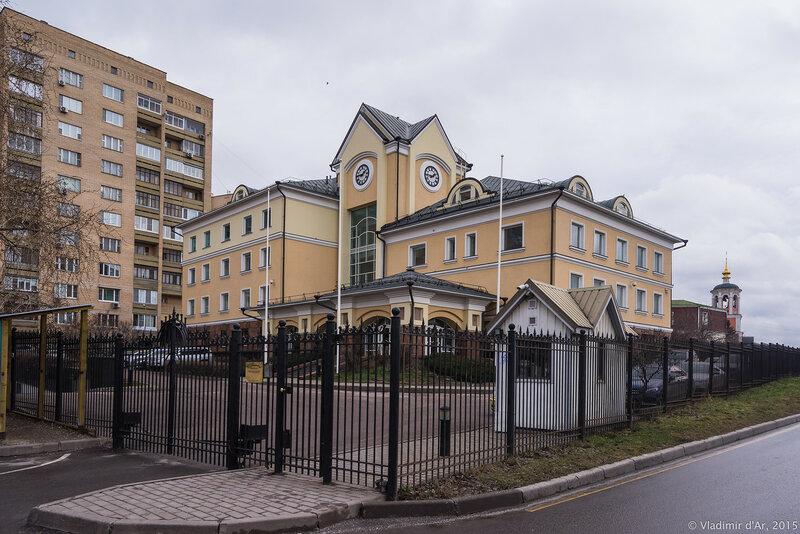 Бизнес-центр Троицкий. 2-й Троицкий переулок, дом 12, корпус 5.