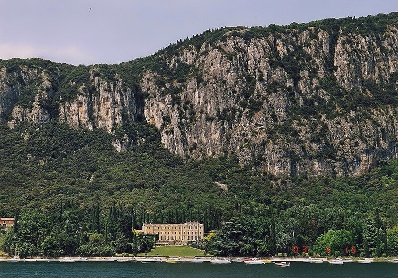 Озеро Гарда. 2003 г.