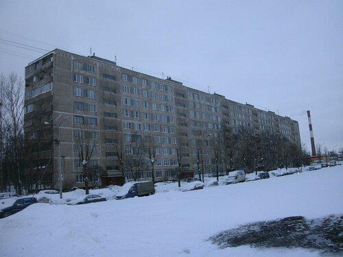 ул. Крыленко 7к1
