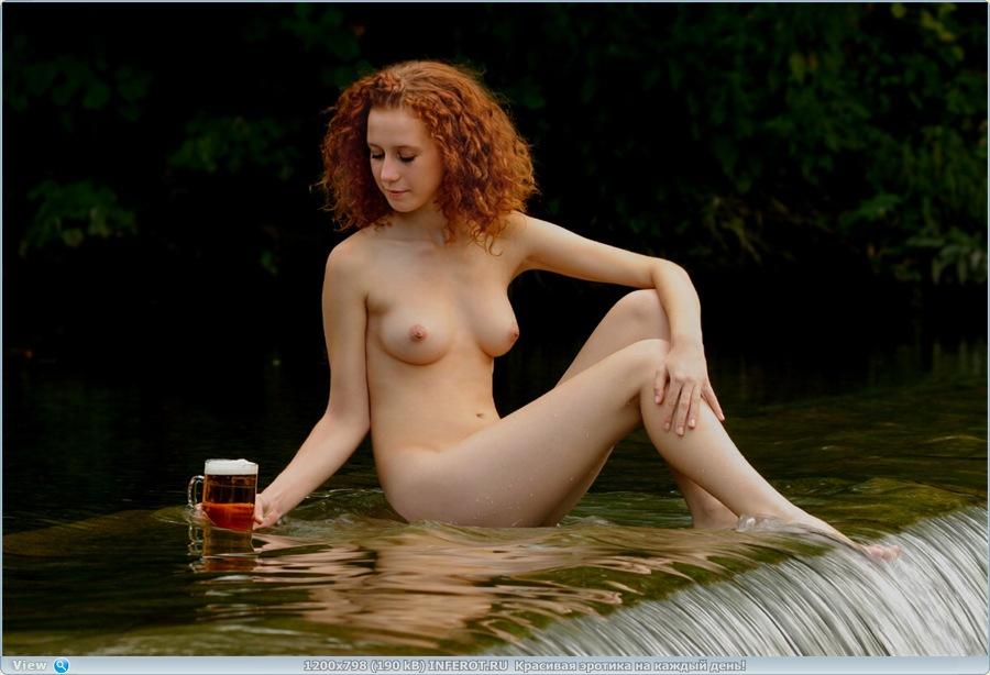 Пивко на природе...