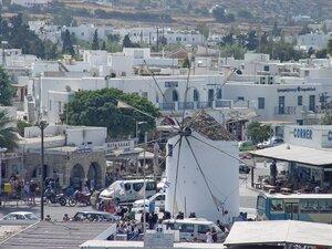 Миконос город