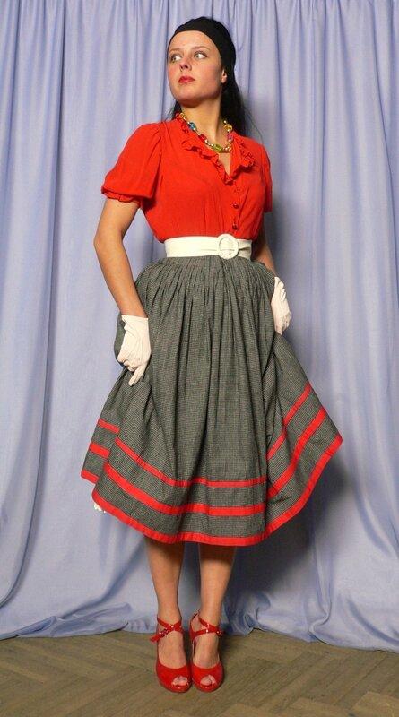 0 5a10f 1c371169 XL Коллекция костюмов «Стиляги» в стиле 1950 х годов (фотографии)