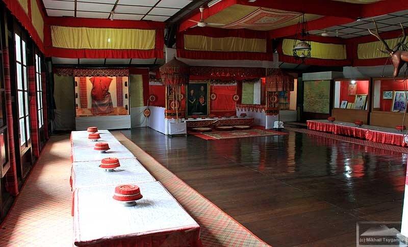 Музей в Сингуминасе