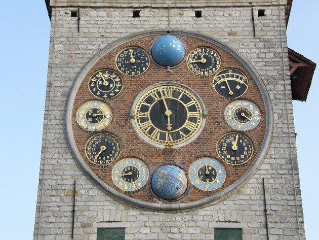 Башня Зиммера. Бельгия
