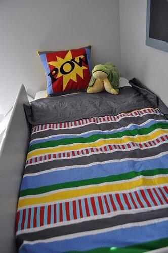 Детская комната для супергероя