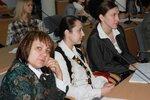 Пленарне засідання. Викладачі кафедри інтенсивного навчання іноземним мовам горді за своїх студентів