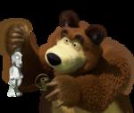 Маша и медведь 35