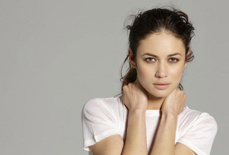 модель Ольга Куриленко / Olga Kurylenko, фотограф Ruben Vega
