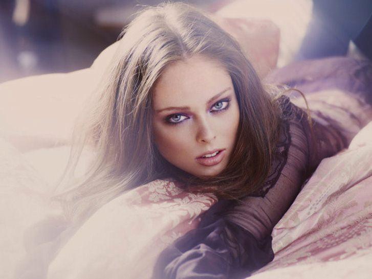 модель Коко Роча / Coco Rocha, фотограф Guy Aroch