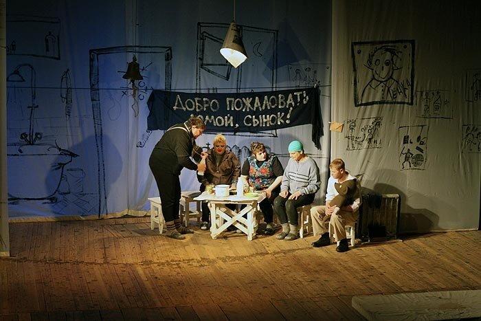 В Приморье состоялась премьера спектакля правоохранительной напрвленности