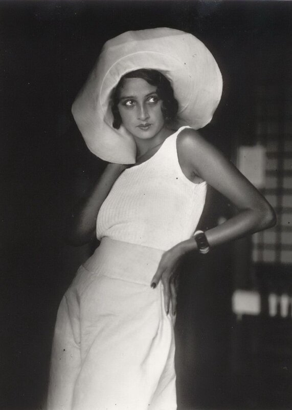 Renee Perle for Jacques Henri Lartigue 1930