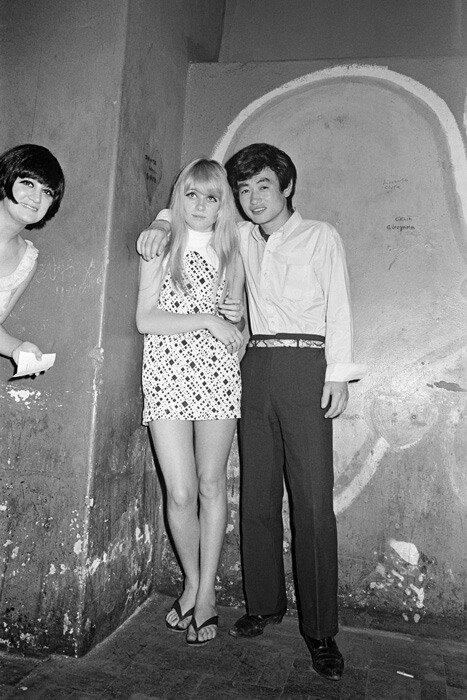 The Catacombs,1968-69 by Billy Monk