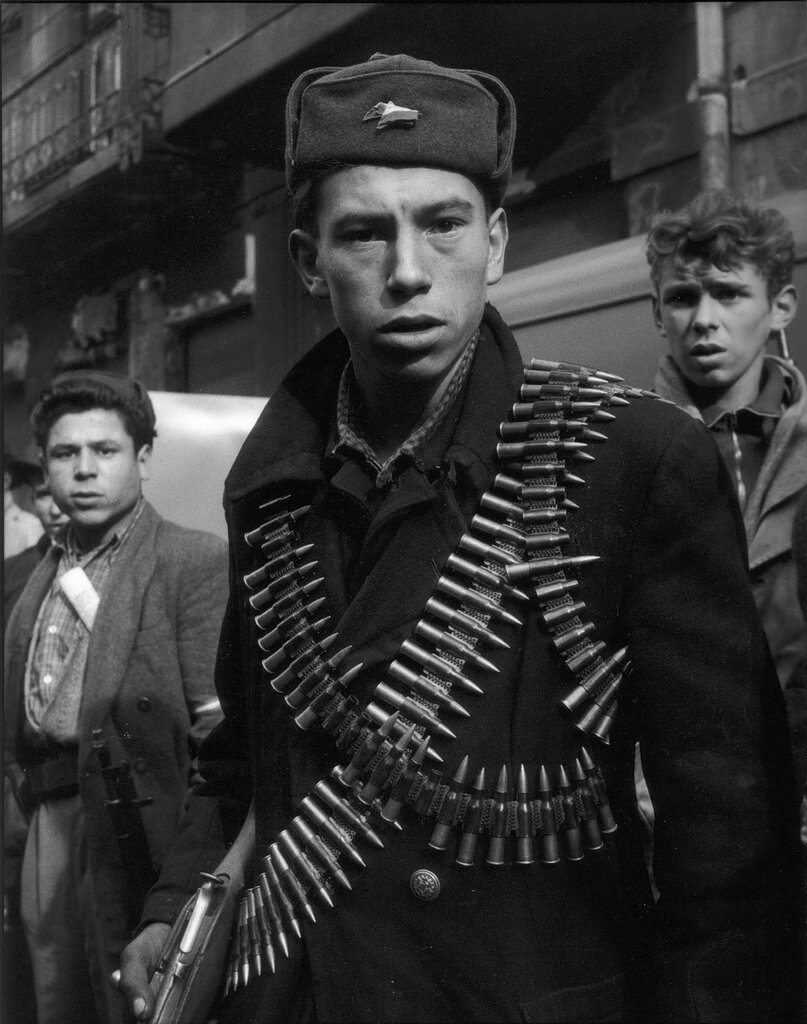 Mario De Biasi 1956