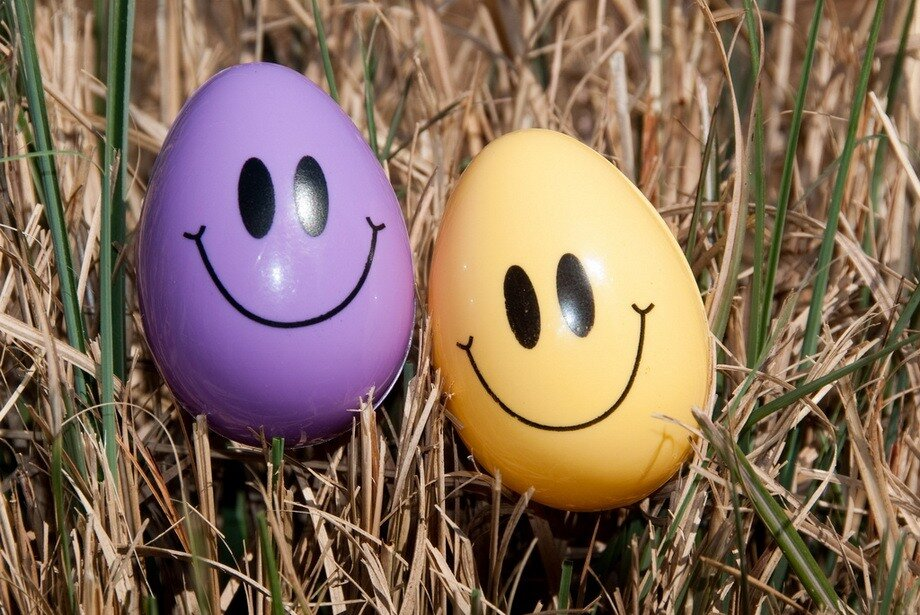 Открытка, картинки смешных яиц