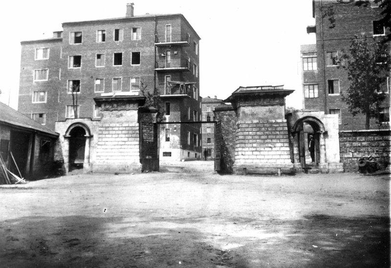 Старые фото завода на пресне