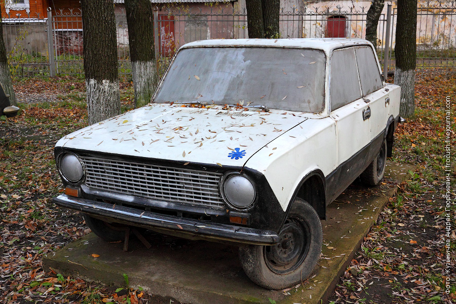 ВАЗ-21013 в Тутаеве