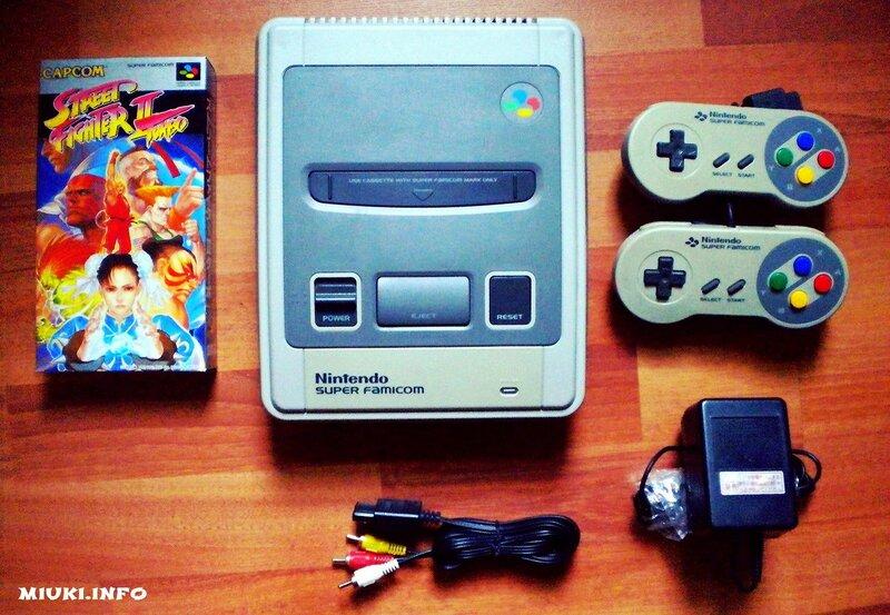 Nintendo Famicom исполнилось 30 лет!