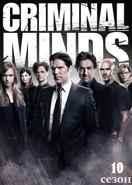 Мыслить как преступник / Criminal Minds - Полный 10 сезон [2014, WEB-DLRip | WEB-DL 1080p] (FOX)