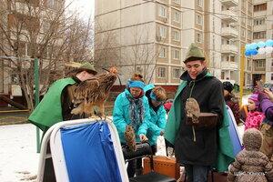 """4 апреля 2015 """"День птиц"""""""
