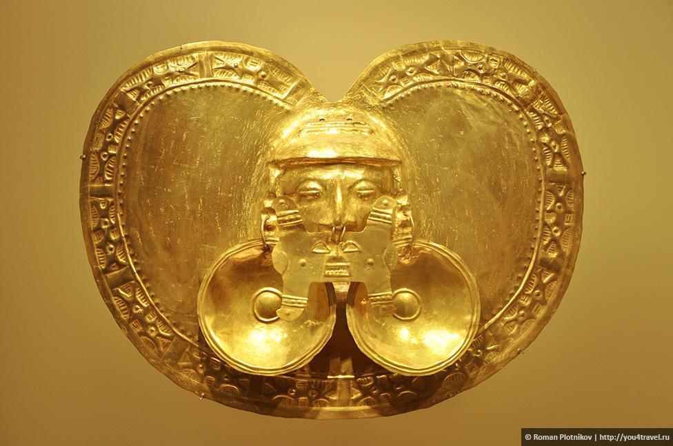 0 181aa0 d9996e25 orig День 203 205. Самые роскошные музеи в Боготе – это Музей Золота, Музей Ботеро, Монетный двор и Музей Полиции (музейный weekend)