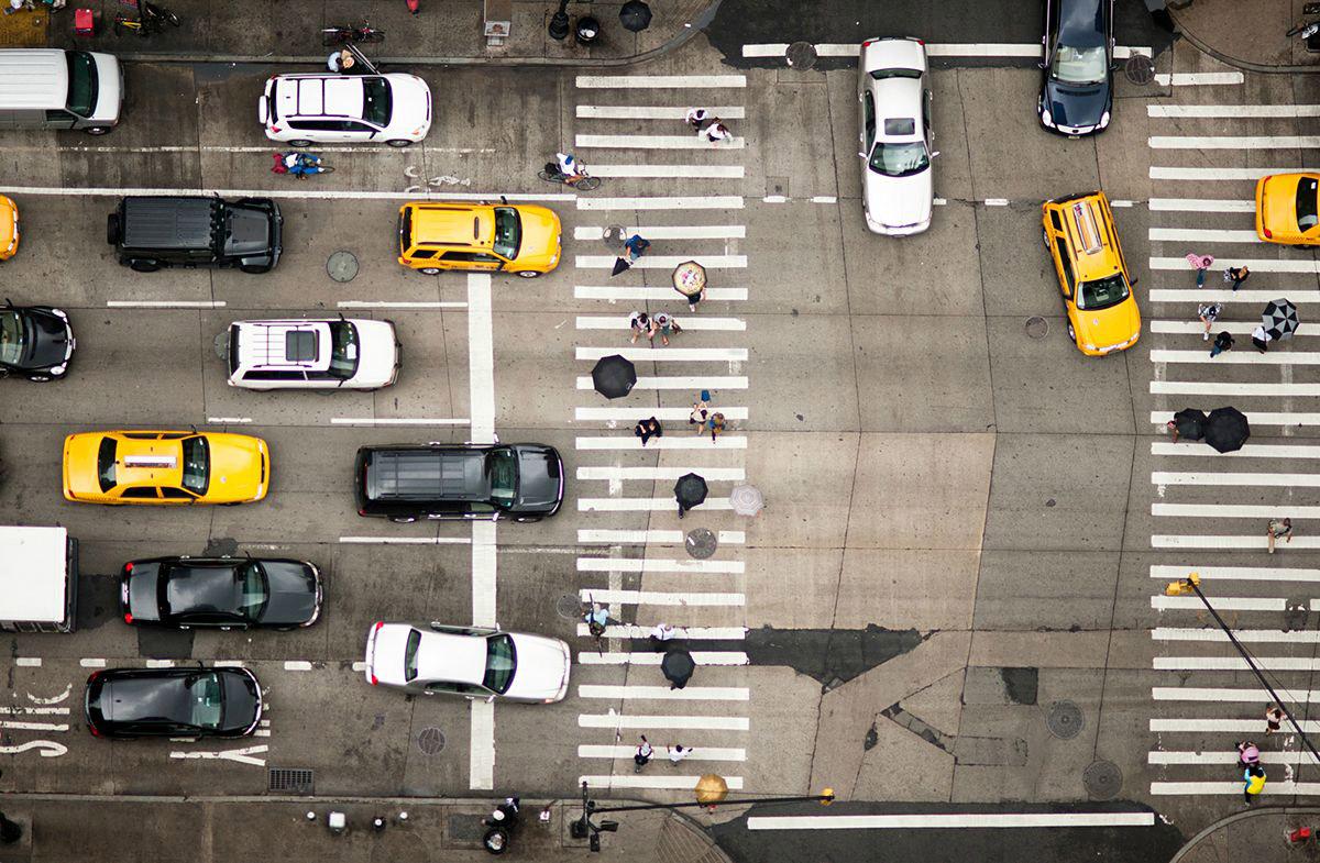 14. Такси и зонтики.
