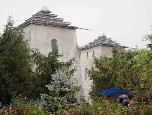 башни святилища